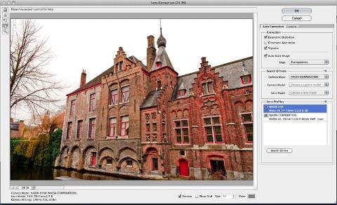 Adobe Photoshop CS5: correggere la prospettiva delle foto