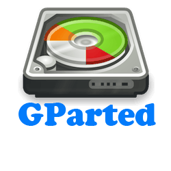 GParted live