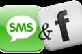 Invia SMS gratis con Facebook
