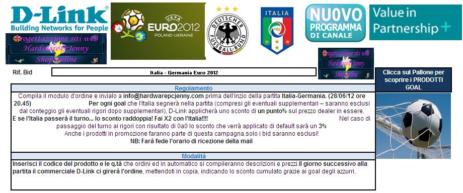 Offerta D-Link Italia-Germania