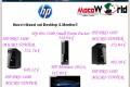 HP Nuovi ribassi sui Desktop & Monitor!