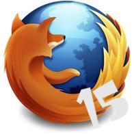 Ancora Firefox, siamo alla versione 15