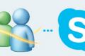 Messenger e Skype insieme
