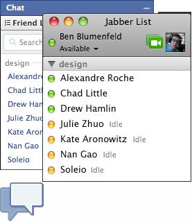 Come vedere solo amici online su chat Facebook